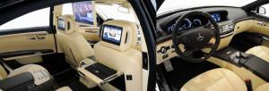 Brabus 800 Limousine - interrior