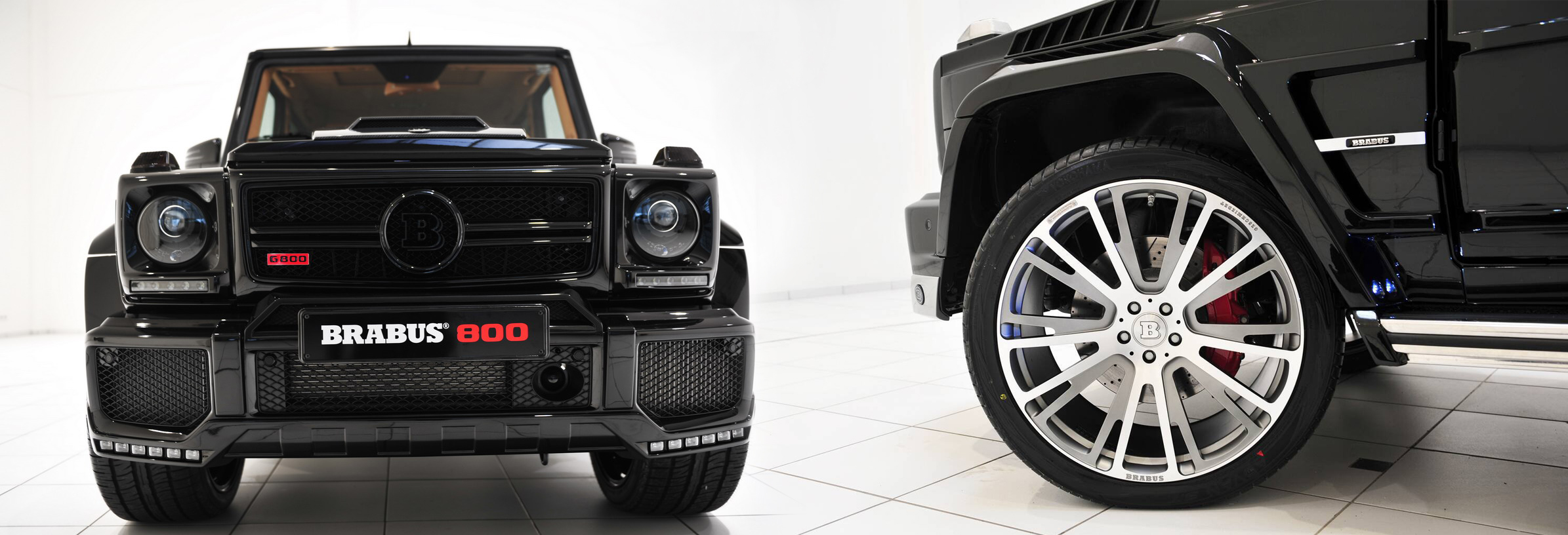 Brabus 800 2013 mercedes G65