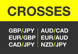 Crosses currency pairs