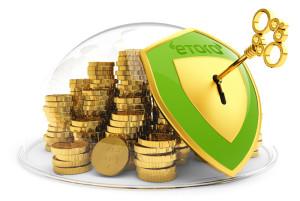 etoro locked jar of coins