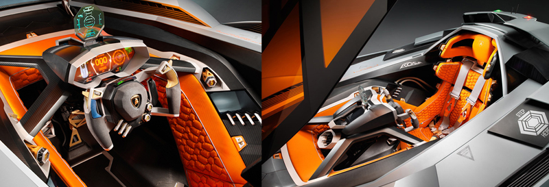 Lamborghini Egoista 2 Forex Illustrated