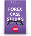 forex trading case studies ebook cover
