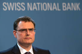 Swiss National Bank President Thomas Jordan
