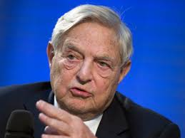 george soros talks