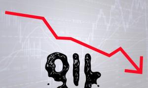 Oil price fall