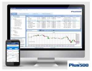 plus500 mobile and desktop platform forexillustrated